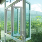 floating upvc windows