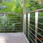 Wood Handrail Stainless 316 system