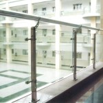 balcony Stainless rail system