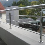 common SS railing in Thailand