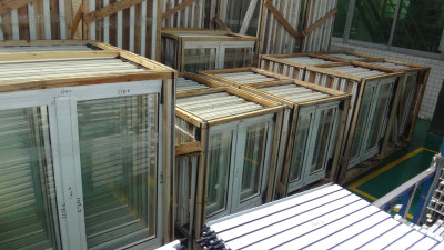 Export Windows Doors Aluminium Made to Order OEM